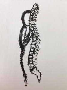 Spine by Katta Hules.